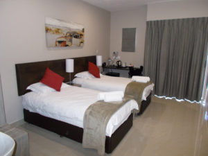 rooms in springbok