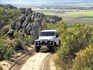 4x4 off road, Activities in springbok